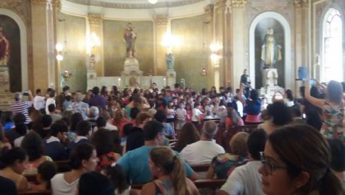 Missa de Abertura do TSMC 2016 (3)
