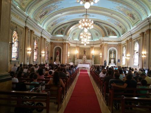 Missa de Abertura do TSMC 2016 (5)