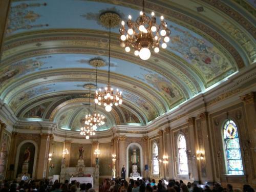 Missa de Abertura do TSMC 2016 (6)