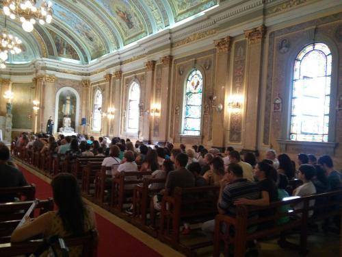 Missa de Abertura do TSMC 2016 (7)